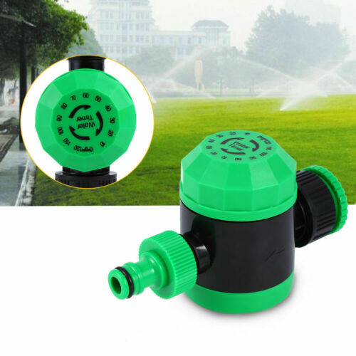 LCD Electronic Water Hose Timer Garden Irrigation Controller Hose Faucet Timer