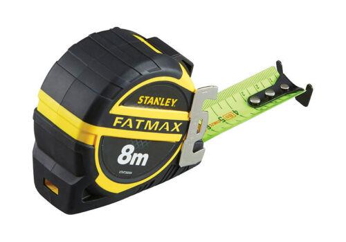 Stanley Mètre FatMax ™ Blade Armor ® Pro 8 m ruban à mesurer Rollbandmaß remplace 0-33-892