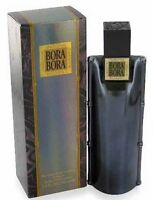 Bora Bora Cologne Liz Claiborne Spray 3.4. Men Box