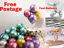 10-50-CHROME-BALLOONS-METALLIC-LATEX-PEARL-12-034-Helium-Baloon-Birthday-Party thumbnail 1