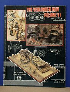 Book-The-Verlinden-Way-Volume-VI-Scale-Models-amp-Dioramas-1986