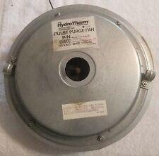 Hhydrotherm Pulse Purge Fan 70 3829 115v 60hz 1 Phase Assume Used Jakel