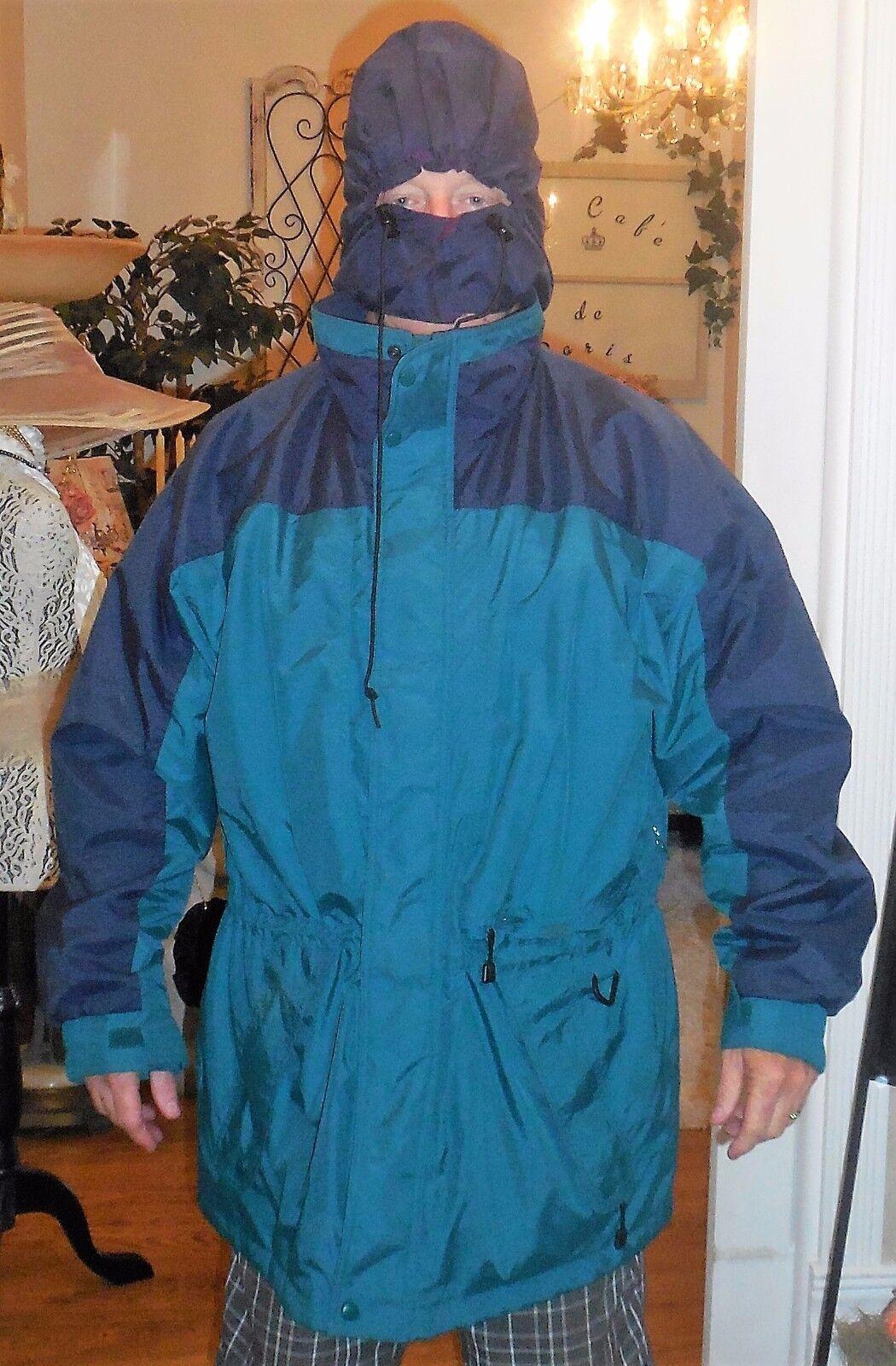 WearGuard 1436 Arctic Tundra Parka Cold Weather Snow Ski Board Thinsulate Coat