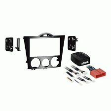 METRA 95-7510HG MAZDA RX8 2004 2005 2006 2007 2008 Double Din Install Dash Kit