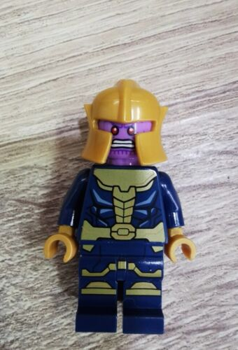 LEGO 76141 Marvel Superheroes Avengers Special Thanos minifigure Brand new