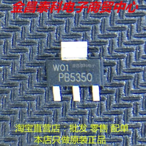 5PCS X DIODES FZT955TA SOT-223 PNP,140V Transistors