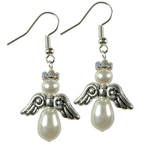 Pearly Crystalmas Angel Kit