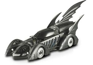 Batmobile Batman Forever 1995 in 1:18 Hot Wheels Elite Movie Film schwarz NEU