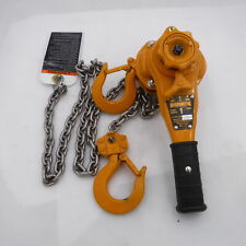 Harrington 1 Ton Lb010 Lever Chain Hoist 5hoist Lift 2000 Lbs