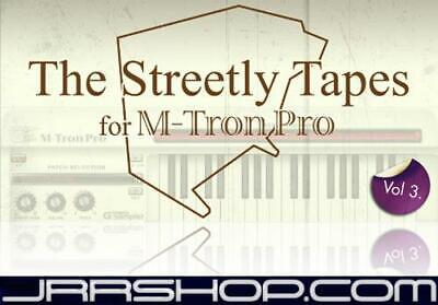 GForce The Streetly Tapes Vol 1 Expansion for M-Tron Pro  eDelivery JRR Shop