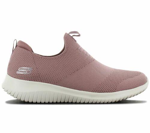 Skechers Ultra Flex First Take Damen Sneaker 12837-MVE Slip-On Schuhe Sportschuh