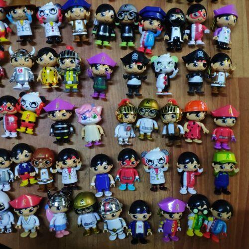 "Random 5pcs 3/"" Ryan/'s World Mystery Action Figure Boy Girls Toys No repeat"
