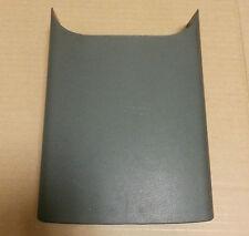 SAAB 9-3 93 ARM REST BACK COVER TRIM GREY GENUINE (2003-2007) 12799680