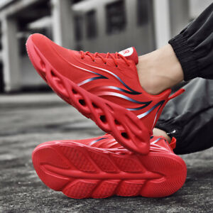 Men-039-s-Running-Shoes-Sneakers-Fashion-Sports-Casual-Lightweitght-Breathable-Walk