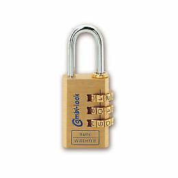 Vorhang-Zahlenschlo Combi Lock SB 80//15 M