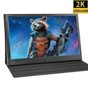 13-3-Zoll-2K-1920-x-1080-Monitor-Xbox-360-IPS-LCD-LED-Anzeige-fuer-Raspberry-Pi