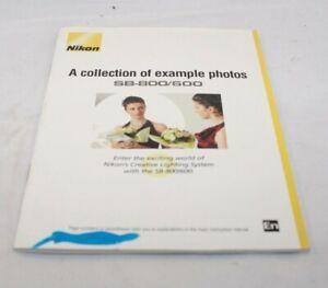 Nikon-Collection-of-Example-Photos-SB-800-600-EN-Brochure-Guide