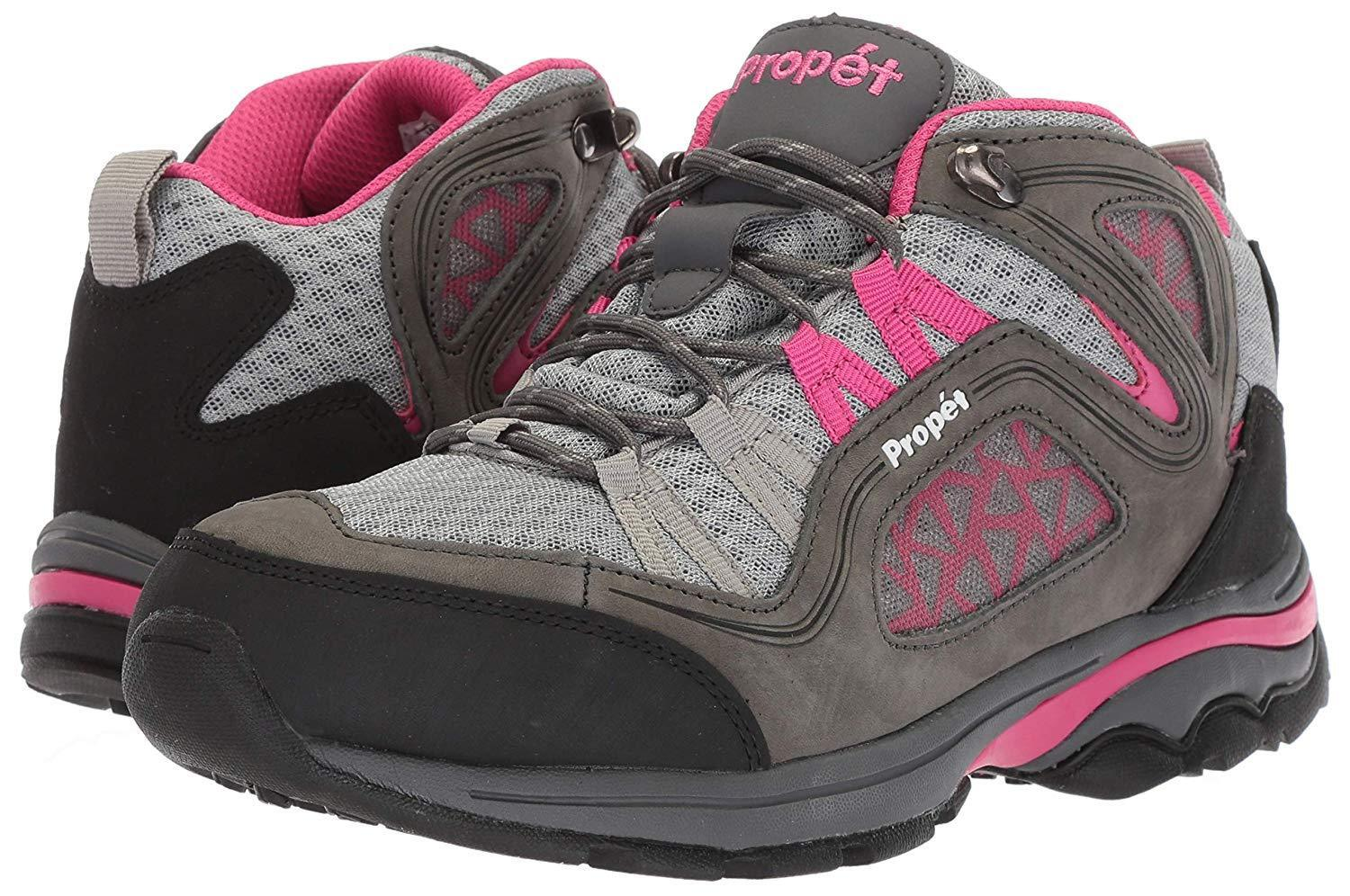 Propet Women's Peak Trail Hiking Waterproof Boots, Style WBA002M