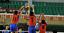 Balon-Voleibol-Suave-Al-Tacto-Size5-Amarillo-Azul-Cuero-Sintetico-Entrenamiento miniatura 8