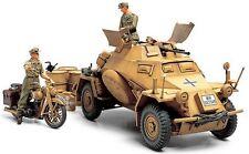 Tamiya 1/35 Sd.kfz.222 North Africa Plastic Model Kit 35286