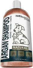Pet Argan Oil Shampoo Conditioner for Dog Cat Tearless Moisturizing Bath-20 oz.
