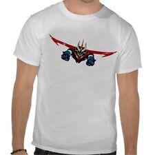 T-shirt personalizzata manga anime GOLDRAKE UFO ROBOTspedizione corriere GRATIS