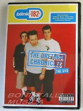 BLINK 182 - THE URETHRA CHRONICLES - DVD Sigillato