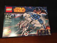 LEGO Star Wars 75042 Droid Gunship Retired NEW IN OPEN BOX 439 PCS CHEWBACCA