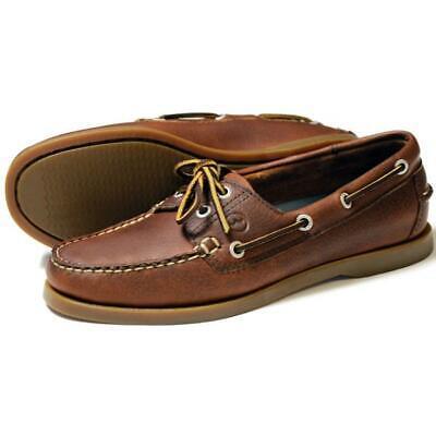 Trackstone Vintage Brown Nubuck Leather