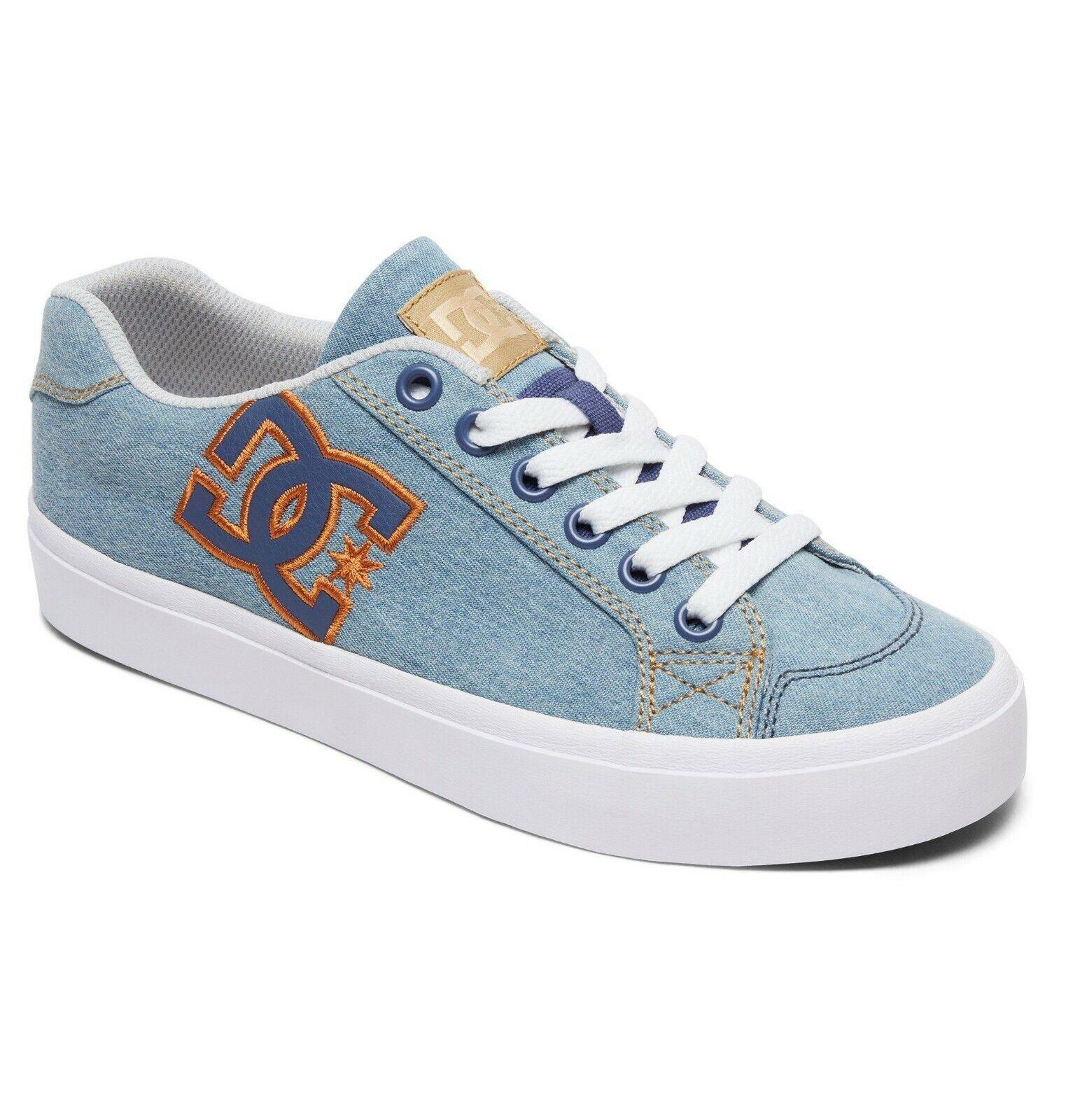 Dc zapatos Chelsea Plus Tx Se Denim ADJS300232 Dnm para Mujer Tallas 4-8 Rrp