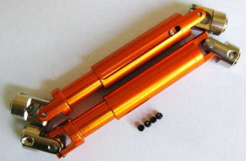 Aluminum Universal Driven Dogbone 106-138MM 180011 For 1:10 HSP 94180 Rc Car HOT