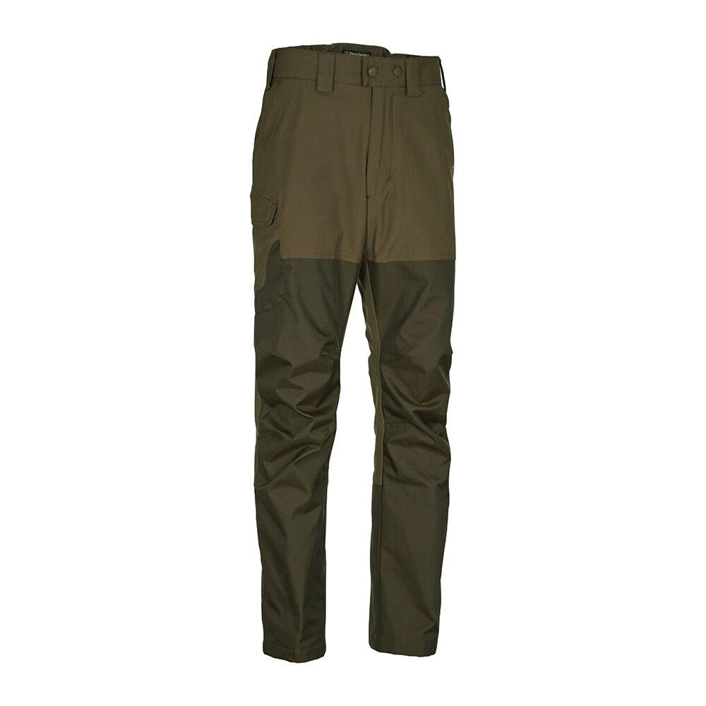 Deerhunter Upland Impermeable Pantalones de disparo con refuerzo de Hitena