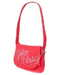 GYMBOREE-Play-By-Heart-Pink-Paris-W-Hearts-Purse-Pocketbook-Bag-NEW