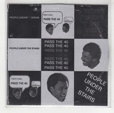 (GI606) People Under The Stairs, Pass The 40 - 2006 DJ CD