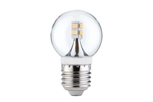282.63 Paulmann LED Leuchtmittel Tropfen E27 2,5W 200lm 2700K 75x45mm 28263
