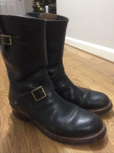 John Lofgren Engineer Boots Sz 11 $1100