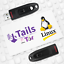 thumbnail 1 - TAILS OS V.4.12 Live USB - Securely Browse Internet with Tor - Access Darknet