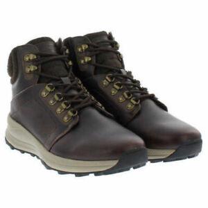 Khombu Summit Men/'s Hiker Boot Black Sz 9