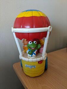 Vintage Muppet Babies Musical Ballon Bump & Go Action 1989