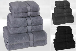 Luxury-6-pcs-Towels-Bale-Set-600-gsm-Extra-Soft-Bath-hand-and-Guest-towels