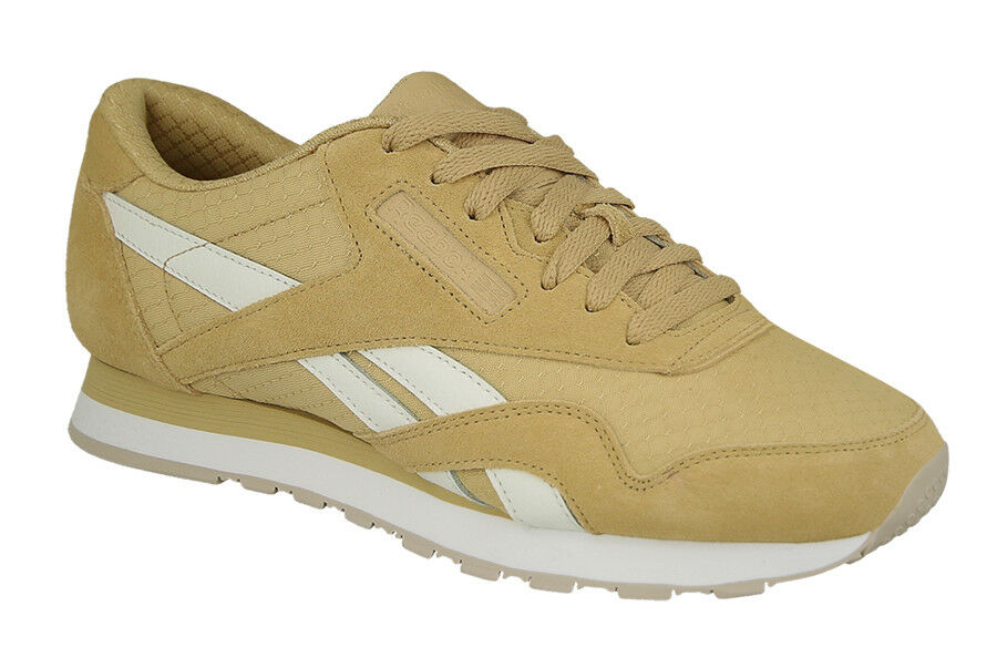 MEN'S SHOES SNEAKERS REEBOK CLASSIC NYLON RS [BS8270]