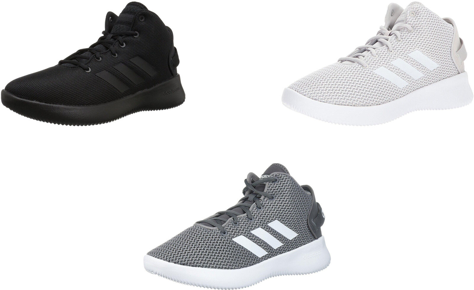 54183e558d5 adidas Neo Men s CloudFoam Refresh Mid Basketball Shoes