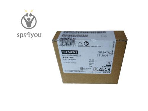 6ES7 134-6GD00-0BA1 Siemens Simatic S7 Analog Input Module AI 4xI 2-//4-wire ST