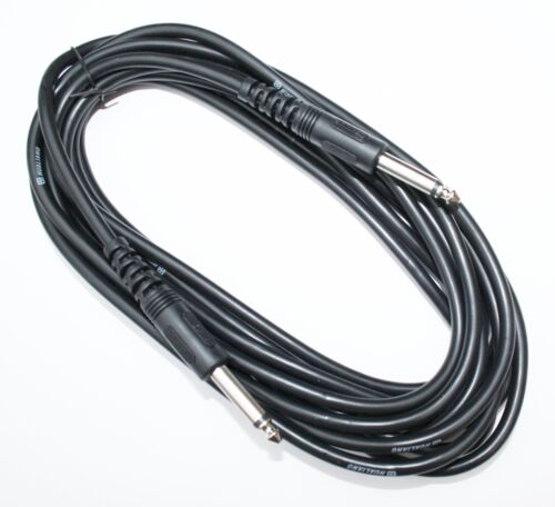 Länge 5 meter Audiokabel · Klinke 6,3 mm G25