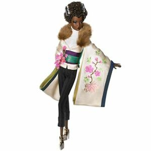 BARBIE DA COLLEZIONE Byron Lars Ayako Jones ™ Barbie® Doll N6614