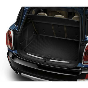 BMW Mini Countryman Rubber Car Boot Liner Mat Universal Protector L or XL