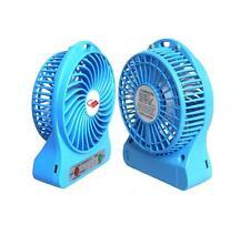 Multi Functional Rechargeable Fan USB Mini Fan Portable With 3 Speed Mode