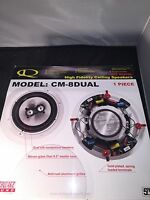 Earthquake Sound Cm-8dual ,in Ceiling Ht Speaker (1) Piece 400 Watts