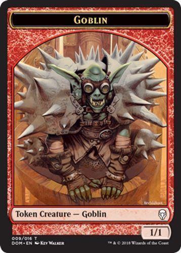 4 Goblin Token Dominaria