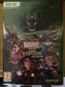 MARVEL-vs-CAPCOM-INFINITE-gioco-NUOVO-per-PC-Personal-Computer-DVD-FISICO